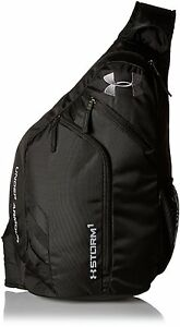 Compel Sling 2.0 Backpack Stealth Gray (008) One Size Under Armour New Brand