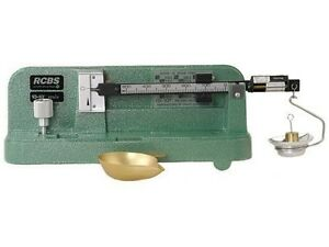 Auction RCBS Model 10-10 Reloading Powder Measuring Scale