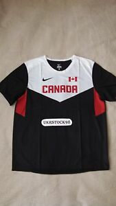 Nike Elite Pro CANADA Team Men's Shirts Track Field Running OREGON RARE