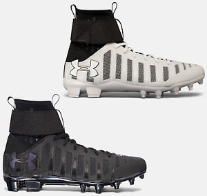 Men's UNDER ARMOUR C1N MC Football Cleats Game Day Cleat Of Cam Newton