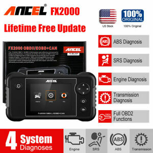 Auto Diagnostic Tool OBD2 Bidrectional Active airbag oil Reset  FOXWELL GT60