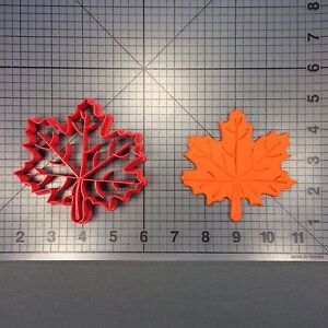 Fall Leaves 104 Cookie Cutter