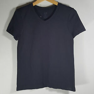 Champion womens athletic tee shirt size S duo dry V neck