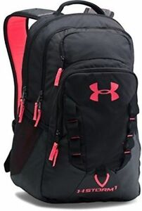 Under Armour Storm Recruit Backpack BlackBlack One Size 1261825-005