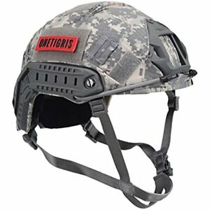 Hunting PJ Type Tactical Fast Helmet For Airsoft Paintball With Helmet Cloth