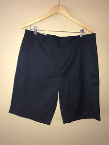 NEW WITH TAGS Ashworth Golf Shorts Size 34 - Blue