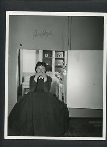 NICE PUBLICITY PHOTO OF JUNE ALLYSON FOR LITTLE WOMEN - 1949 N MINT DOUBLEWEIGHT