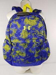 NWT Under Armour Youth Girls Favorite Backpack 1277402 Purple MSRP $45