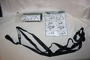 US Military Issue Fire Force CQB Close Quarters 3 Point Tactical Sling Black NEW