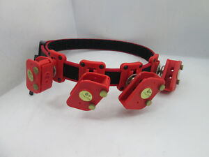 Guga Ribas IPSC Rig Belt W 4 Mag Pouches and CR Speed WSM II Part