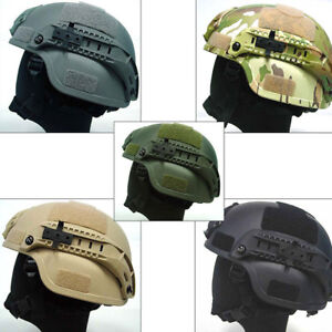 ACH MICH 2000 Helmet Military Paintball Standard FRP Hard Head Protoctor Hunting