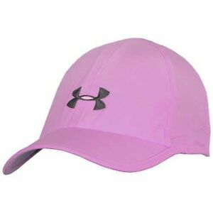 Womens Under Armour Shadow Cap Hat Violet Purple Running Tennis Golf Workout