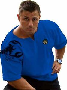 BIG SAM SPORTSWEAR COMPANY Ragtop Rag Top Sweater T-Shirt Bodybuilding 3183