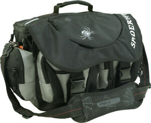 Spiderwire Wolf Tackle Bag (Black) **FREE SHIPPING AVAILABLE**