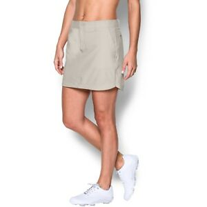 Under Armour UA Womens 2 in 1 Links Golf Skort Skirt w Shorts Save 40%  Size 14