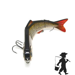 NEW Mental Minnow Lures Spinner baits Pikes Trout Lures Fishing Hooks Tackle Kit