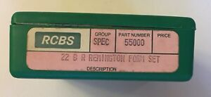 RCBS 22 BR Form Die Set - New Old Stock