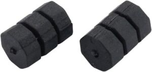 Jagwire Cable Spacer Donuts Black 1.2mm Bottle of 600 $67.99
