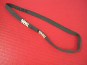 US Army OD Green Elastic Band wCat Eyes for PASGT ACH MICH Kevlar Helmet Cover