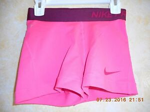 NIke Pro Dry Fit Womens Training Shorts Size XS MANY COLORS!! $19.95