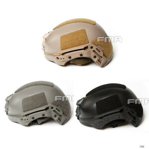 FMA Hunting Tactical EX Ballistic Helmet Black Gray TAN For Airsoft Paintball