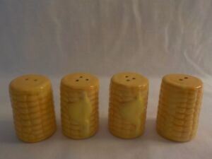 Salt and Pepper Shakers Pier 1 Imports Corn on the Cob Kitchen Dining