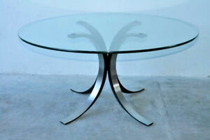 Table T69 design Osvaldo Borsani and Eugenio Gerli for Tecno 1964 modernist