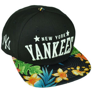 New Era 9Fifty Botanic New York Yankees Snapback Tropical Floral