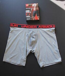 3 Pair Under Armour Men's BoxerJock  Medium  9