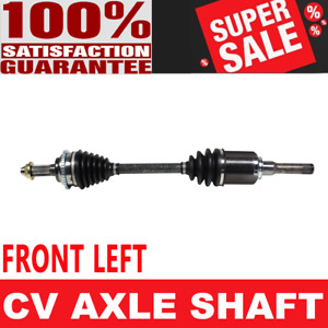 FRONT LEFT CV Axle Shaft For FORD FUSION 2010 2011 2012 L4 2.5L 2488cc 152cid