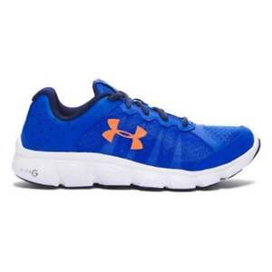 NEW Youth Boys Under Armour Shoes UA BGS MICRO G ASSERT 6 1266318-907 Athletic