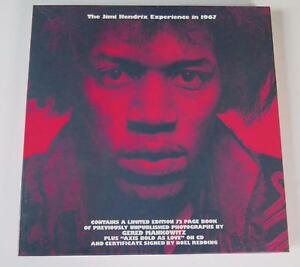 Noel Redding JIMI HENDRIX EXPERIENCE Signed Autograph