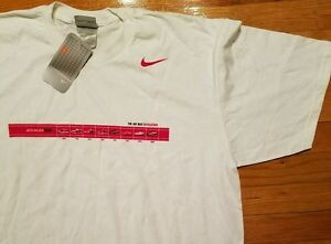 *RARE* NIKE AIR MAX Revolution SHIRT Men L running 1 90 95 180 97 2003 360 atmos