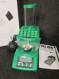 RCBS ChargeMaster 1500 Powder 110V-AC Scale and Dispenser Combo Model 98923