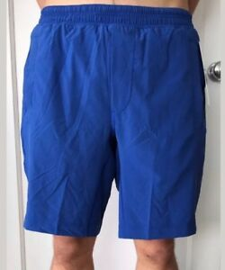 Lululemon Men's Size M Pace Breaker Short Blue DCBT NWT Liner 9