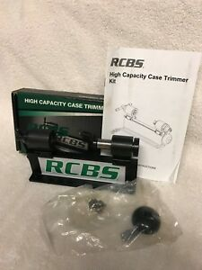 RCBS High Capacity Case Trimmer Kit 408 CheyTac 416 Barret 50 BMG 90352