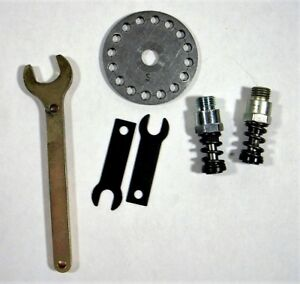 DILLON SMALL & LARGE PRIMER PARTS & WRENCH FOR XL650 RELOADER