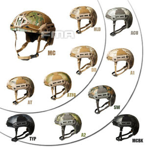 FMA Camouflage Series Tactical MT Mountaineering Helmet Airsoft Paintball TB1274