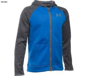 Under Armour Boys' Storm Armour Fleece Full Zip Hoodie Size XL