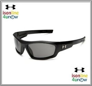Under Armour Unisex Power Sunglass BLACK 1220037-003
