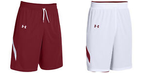 Under Armour Womens Team Clutch Reversible Basketball Soccer Shorts 2XL Save 30%