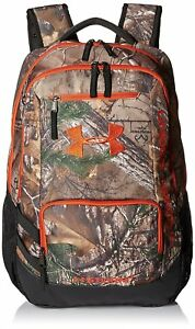 Under Armour 1247302-946 Camo Hustle Backpack
