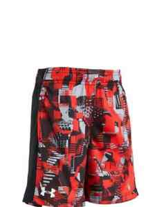 Under Armour Eliminator Shorts Toddler Boys 24M Risk Red