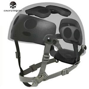 Military Airsoft Tactical Helmet Dial Liner Kit EMERSON Helmet hanging system