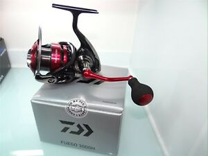 50% Off.  Daiwa Fuego 3000h Spinning Reel . New In Box -LAST ONE