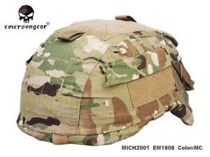Emerson Helmet Cover For MICH 2001 Hunting Airsoft Tactical Helmet Cover EM1808