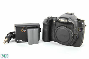 Canon EOS 50D 15.1mp DLSR Camera Body W Battery and Charger