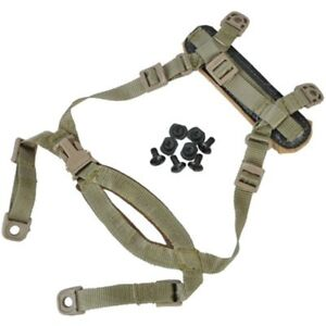 Helmet Chin Strap MICH ACH Tactical Military Helmets Replacement Set Bolt Screw