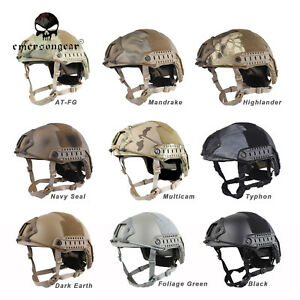 Emerson FAST Helmet MH Type Tactical Military Helmet Protective Helmet EM5658