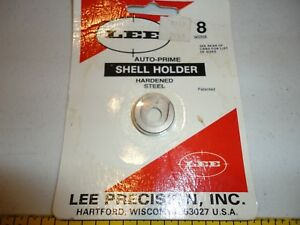Lee 90208 Auto Prime Hand Priming Tool Shell holder #8 45-70 348 33 Win